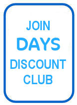Join DAYS Discount Club